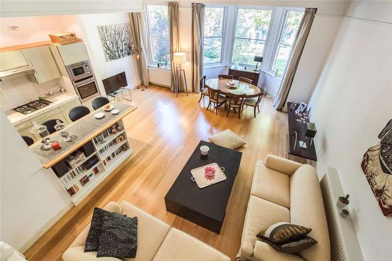 2 Bedrooms Flat for sale in Roberts Court, 45 Barkston Gardens, London, SW5