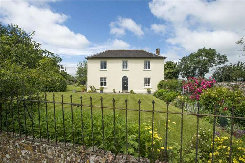 5 Bedrooms Detached House for sale in Buckland Newton, Dorchester, Dorset, DT2