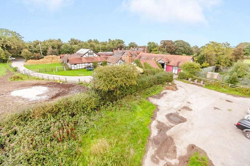 8 Bedrooms House for sale in Cotebrook, Tarporley, Cheshire