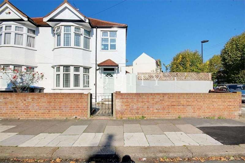 3 Bedrooms Semi Detached House for sale in Croyland Road, Edmonton, N9