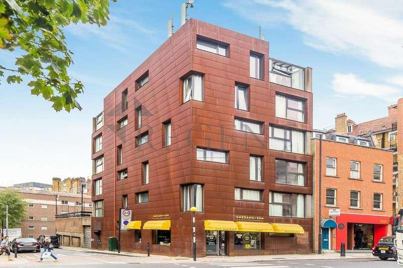2 Bedrooms Apartment Flat for sale in Apartment , Farringdon Road, EC1R