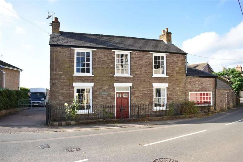 4 Bedrooms Cottage House for sale in Netherend, Woolaston, Glos