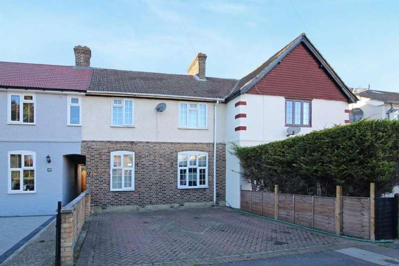 4 Bedrooms Terraced House for sale in Alexandra Road, Mitcham
