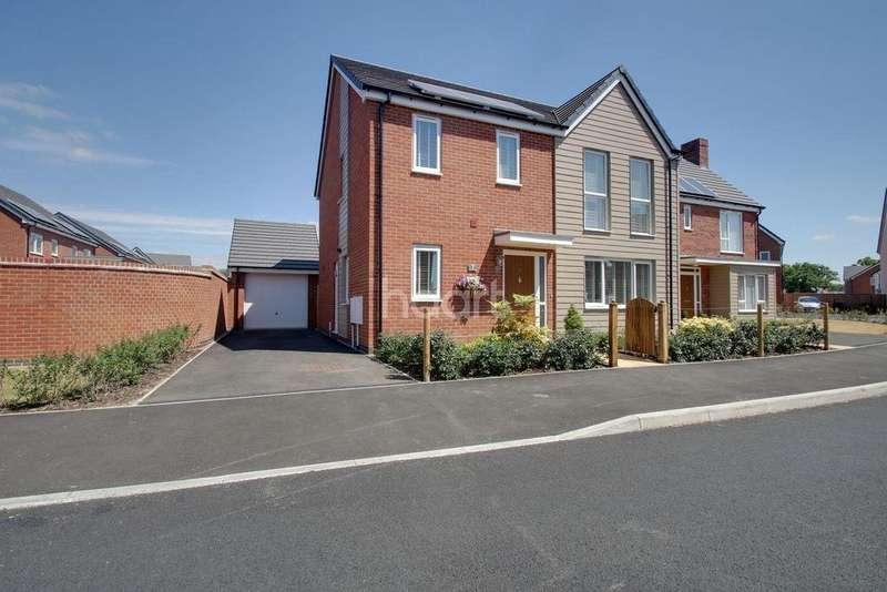 4 Bedrooms Detached House for sale in Buckthorn Road, Ravenstone