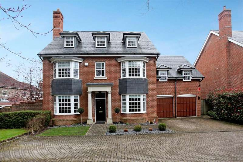 6 Bedrooms Detached House for sale in Gatcombe Crescent, Ascot, Berkshire, SL5