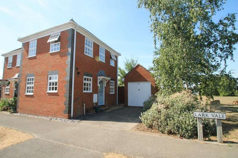 2 Bedrooms Semi Detached House for sale in Lark Vale, Aylesbury