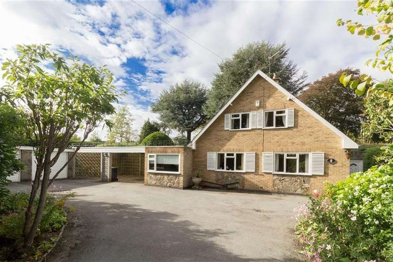 3 Bedrooms Detached House for sale in Buddon Lane, Quorn, LE12