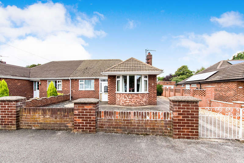 2 Bedrooms Semi Detached Bungalow for sale in Broadway, LINCOLN, LN2