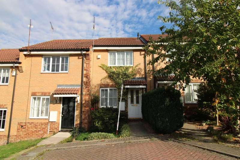 2 Bedrooms Terraced House For Sale In Meadowcroft Mews Castleford Wf10
