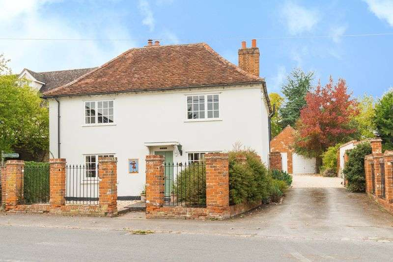 4 Bedrooms Property for sale in High Street, Sutton Courtenay, Abingdon