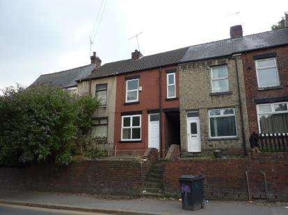 3 Bedrooms Terraced House for sale in Owler Lane, Sheffield, South Yorkshire