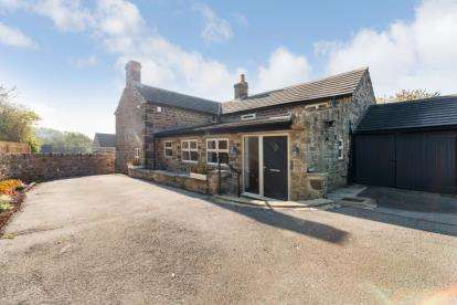 4 Bedrooms Detached House for sale in Moor Lane, Birdwell, Barnsley, South Yorkshire