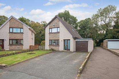 3 Bedrooms Detached House for sale in Kings Drive, Cumnock