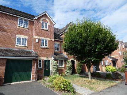 4 Bedrooms Terraced House for sale in New Barns Avenue, Chorlton, Manchester, Greater Manchester