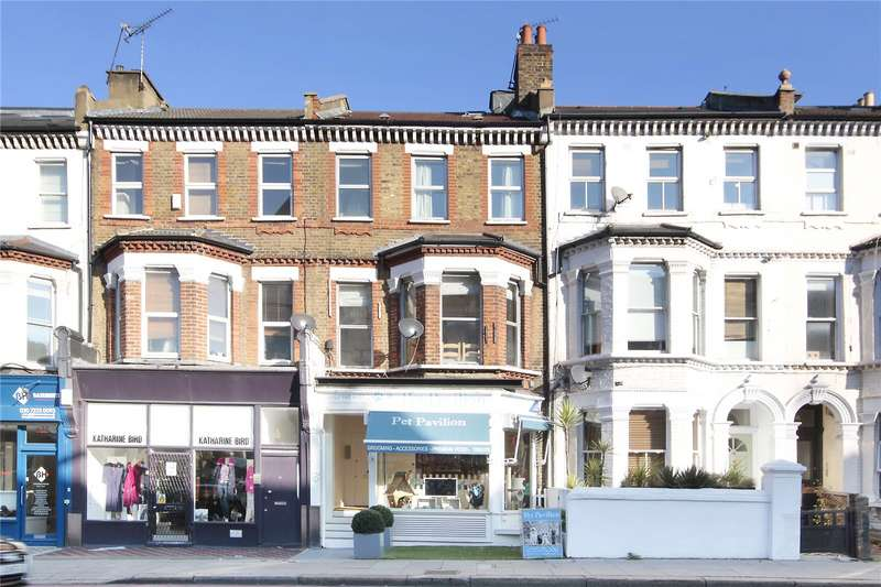 1 Bedroom Apartment Flat for sale in Battersea Rise, London, SW11
