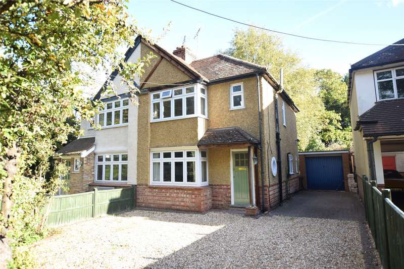 3 Bedrooms Semi Detached House for sale in Forest Road, Ascot, Berkshire, SL5