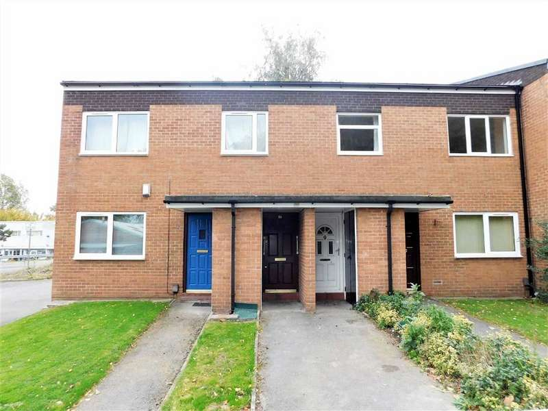 2 Bedrooms Flat for sale in Shawcross Street, Stockport, Stockport