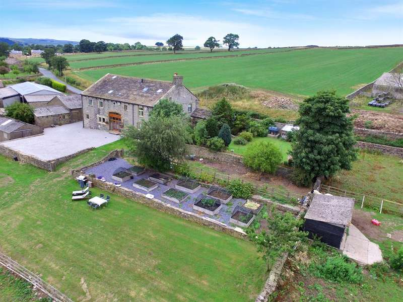 4 Bedrooms Barn Conversion Character Property for sale in Near Woodside Farm, Kildwick