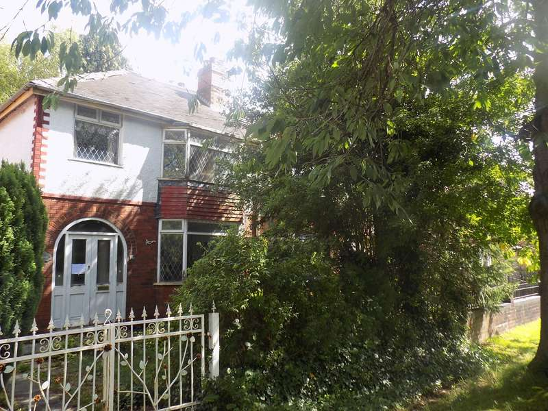 3 Bedrooms Semi Detached House for sale in Hastings Road, Eccles, Manchester, M30