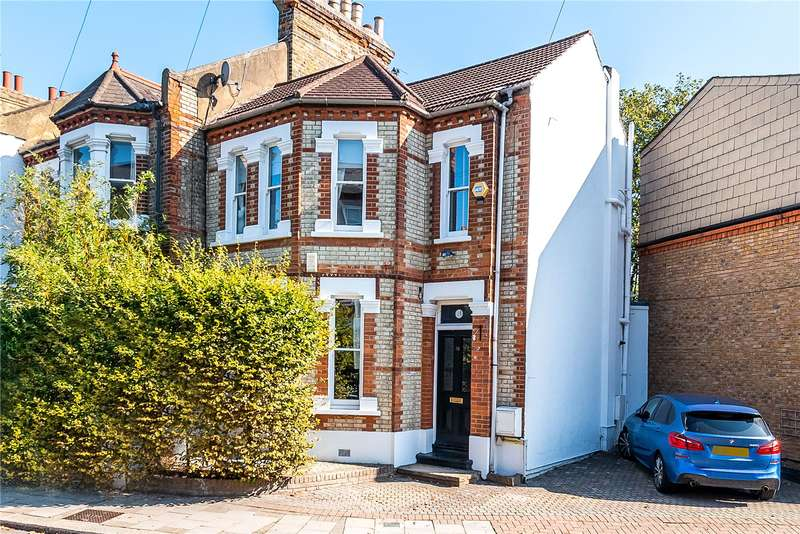 3 Bedrooms Semi Detached House for sale in Rectory Grove, London, SW4