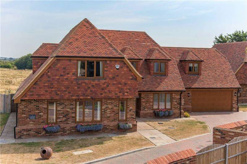 4 Bedrooms Detached House for sale in Cawne Close, Wilstead, Bedford, Bedfordshire