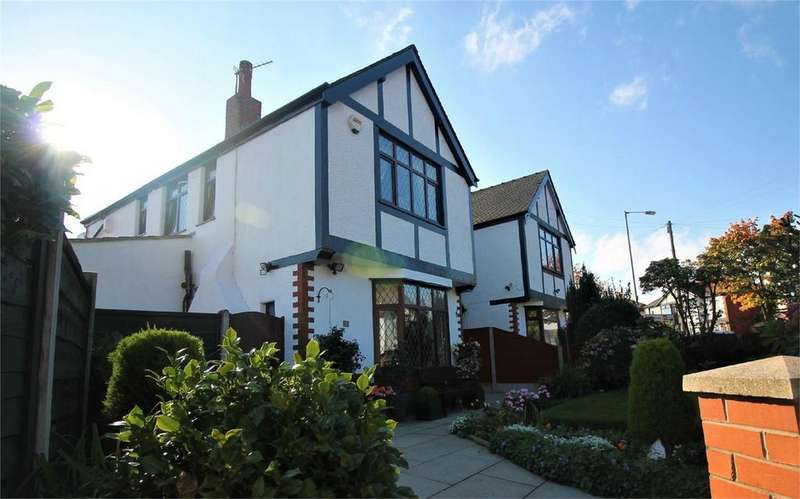 3 Bedrooms Semi Detached House for sale in Broad Oak Road, Bolton, Lancashire