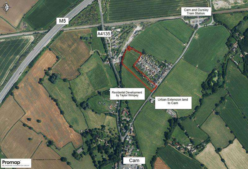 Land Commercial for sale in Residential development site at Box Road , Cam, Dursley GL11 5DJ