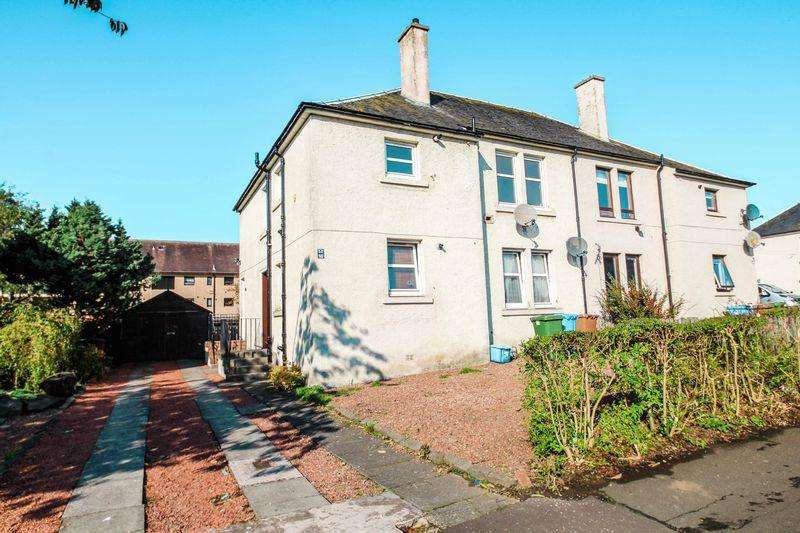 2 Bedrooms Apartment Flat for sale in Sprotwell Terrace, Sauchie