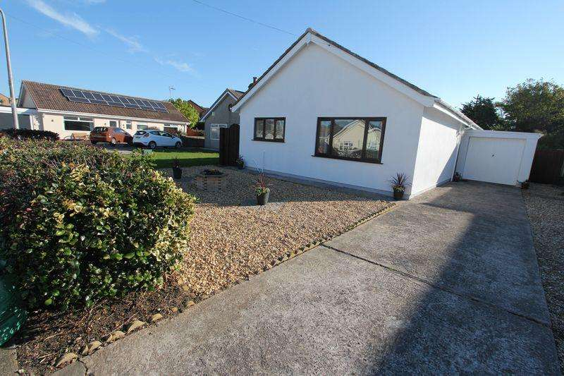 3 Bedrooms Detached Bungalow for sale in Adenfield Way, Rhoose