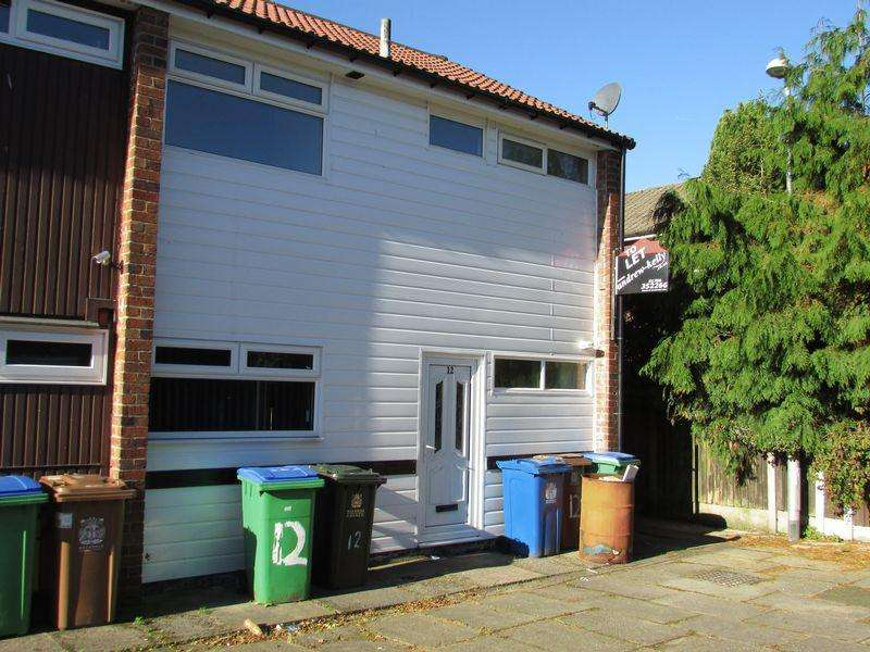 3 Bedrooms Terraced House for sale in Louise Close, Rochdale