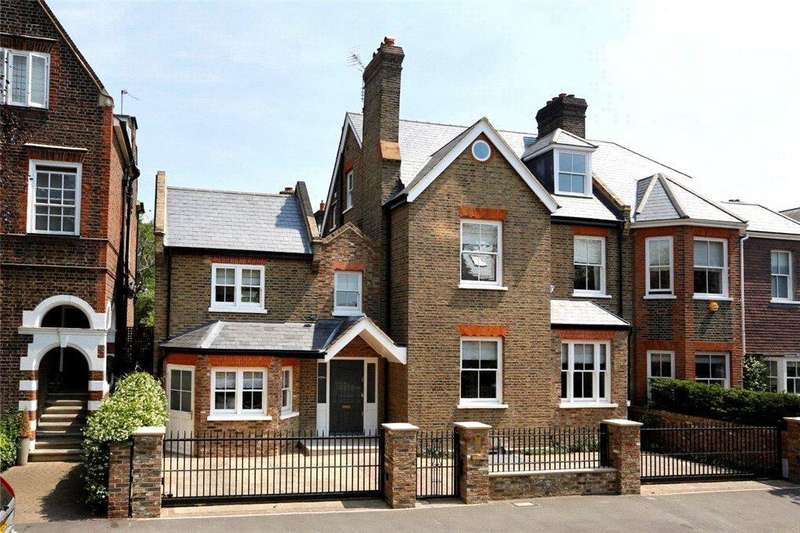 7 Bedrooms Semi Detached House for sale in Lauriston Road, Wimbledon, SW19