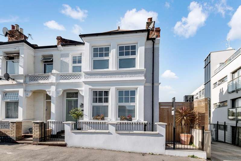 3 Bedrooms End Of Terrace House for sale in Murillo Road Lewisham SE13