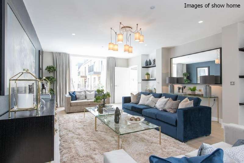 4 Bedrooms Town House for sale in Woodside Square, Woodside Avenue, Muswell Hill