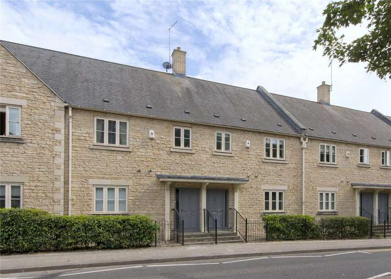 3 Bedrooms Terraced House for sale in Wharf Road, Stamford, Lincolnshire