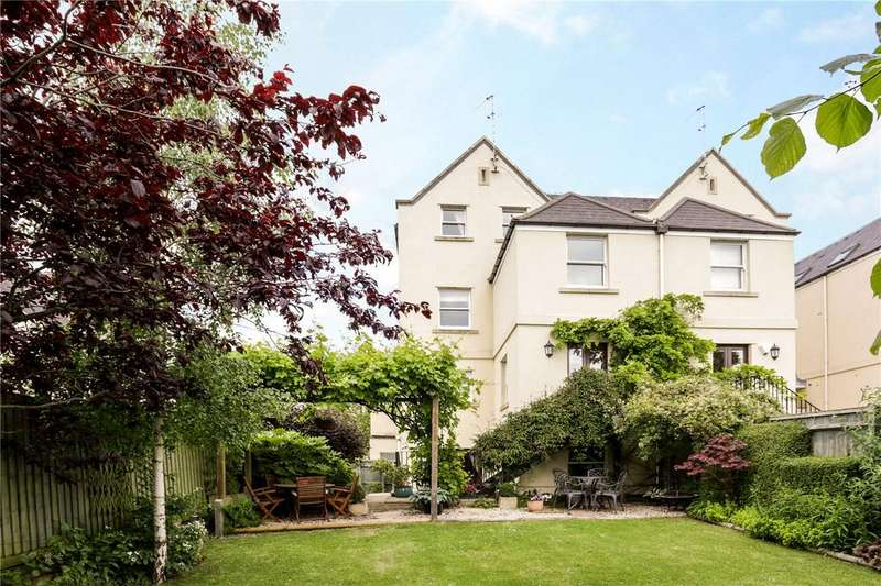 6 Bedrooms Semi Detached House for sale in St. Anthonys, 30 Christchurch Road, Cheltenham, Gloucestershire, GL50