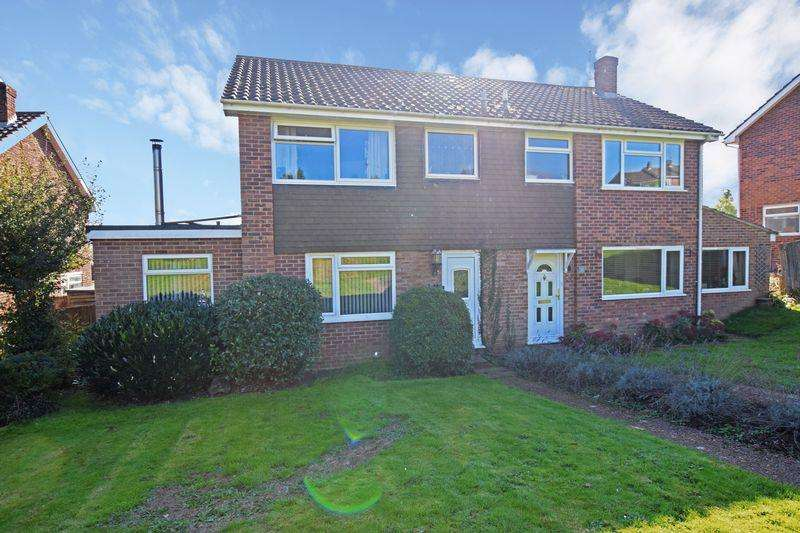 3 Bedrooms Semi Detached House for sale in Tower Ride, Uckfield