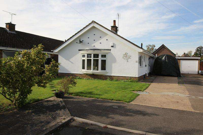 3 Bedrooms Bungalow for sale in 2 Meadow Close, Scothern, Lincoln