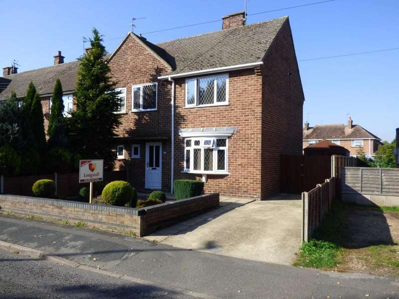 3 Bedrooms Semi Detached House for sale in Queens Road, Spalding