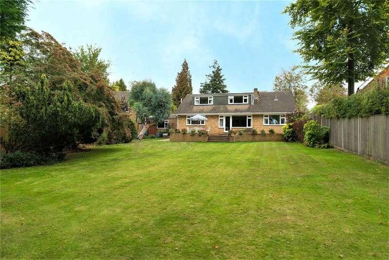 5 Bedrooms Detached House for sale in Gablewood, Kingswood Road, Penn, HP10