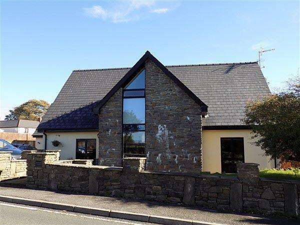 4 Bedrooms Detached House for sale in Llangynidr Road, Ebbw Vale NP23 5EY