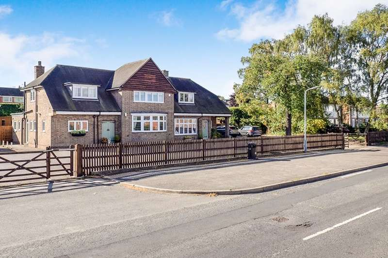 4 Bedrooms Detached House for sale in Greenhills Road, NOTTINGHAM, NG16