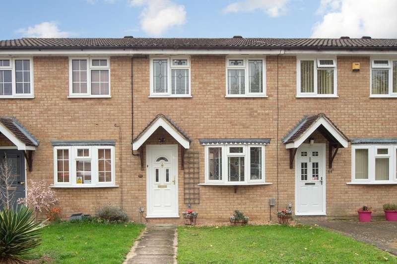 2 Bedrooms Terraced House for sale in Longbrooke, Houghton Regis, Dunstable