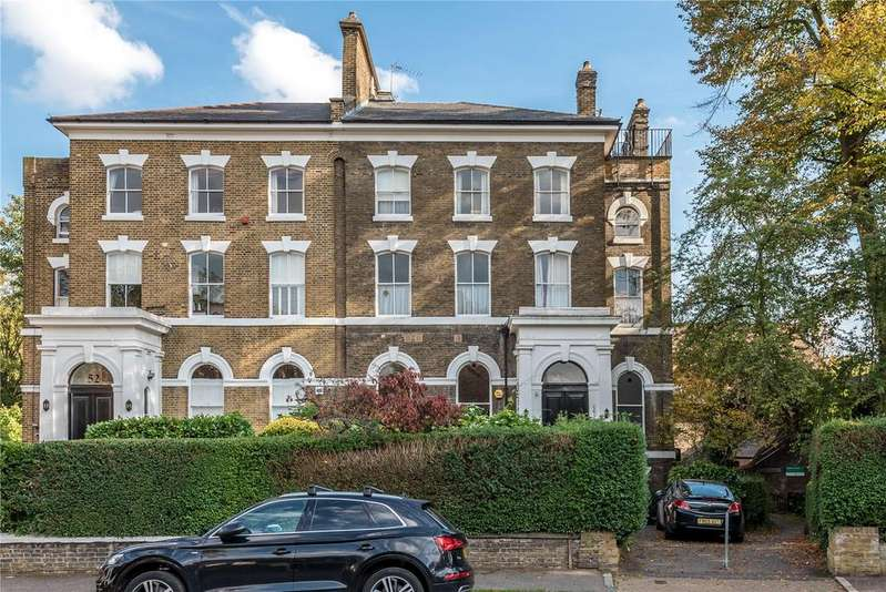 1 Bedroom Flat for sale in Aberdeen Park, Highbury, London, N5