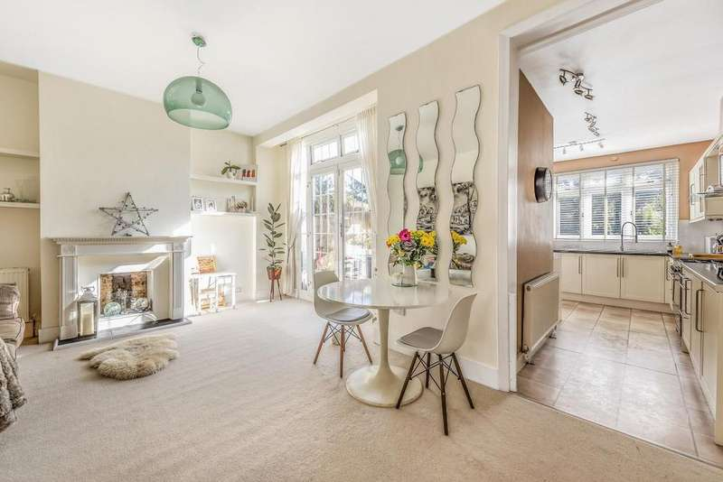 3 Bedrooms Terraced House for sale in Casewick Road, West Norwood