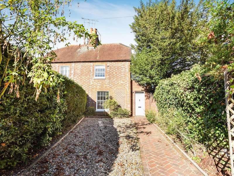 3 Bedrooms Semi Detached House for sale in Christchurch Road, Reading, RG2