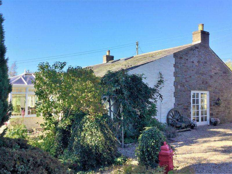 5 Bedrooms Detached House for sale in Shield Hill, Haltwhistle
