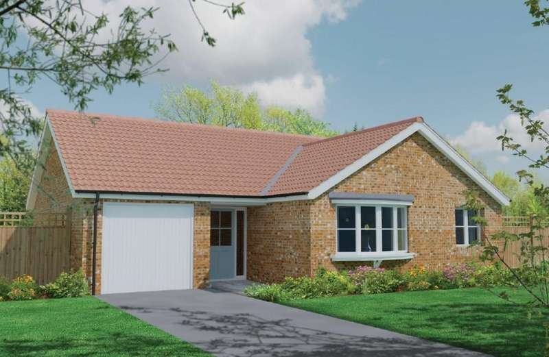 3 Bedrooms Detached Bungalow for sale in The Park, Louth