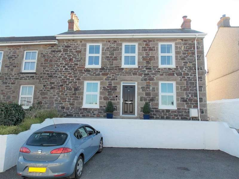 4 Bedrooms End Of Terrace House for sale in Illogan Highway, Redruth