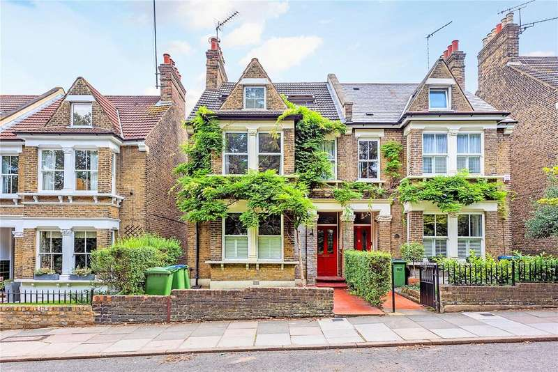 5 Bedrooms Semi Detached House for sale in Westcombe Hill, Blackheath, London
