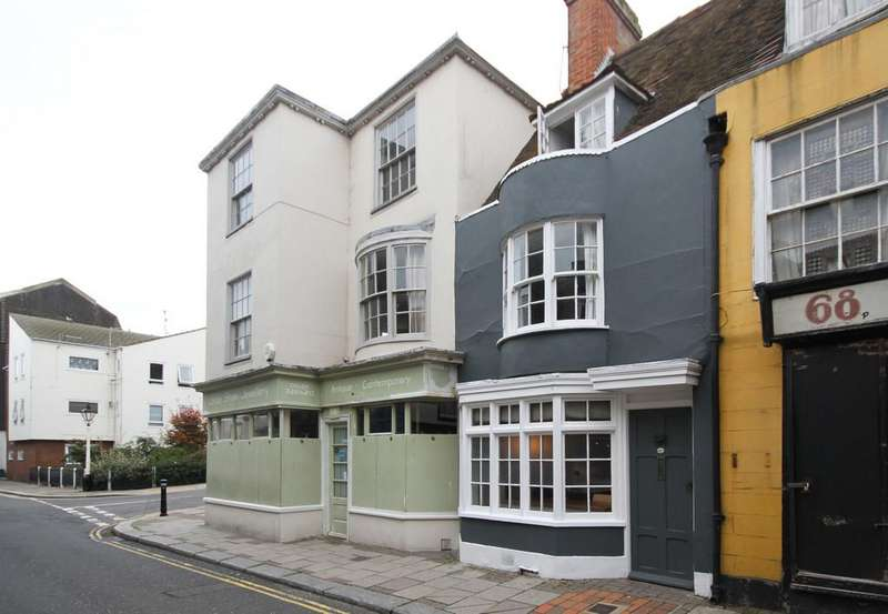 3 Bedrooms Town House for sale in High Street, Hastings, East Sussex TN34 3EW